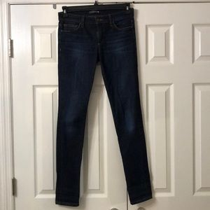 Dark wash Joes Jeans